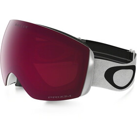 Oakley Flight Deck XM Snow Goggles Matte White Prizm Rose